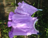 "Girls size 6 in variations of lavender make this little girl Nitie so ""cool"" for sleepy time."
