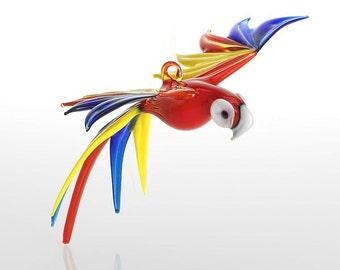 e36-521 Extra Large Scarlet Macaw