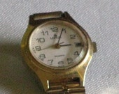 Lorus Gold tone Wrist Watch