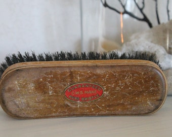 CWS Make Pure Bristle Shoe Brush