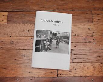 Hypochondria Vol. I - Zine