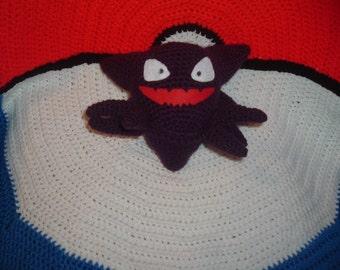 Crochet Haunter Pokemon