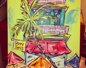 Shore Thang