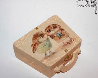 Case, carton, box, bag, timber bag, wooden bag, wooden case