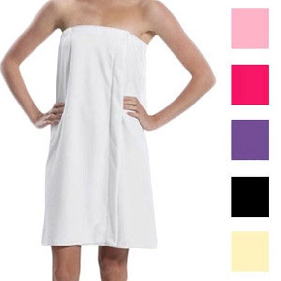 Free Personalization Microfiber Bath Towel Wrap For Women