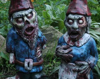 Ribor Mortis & Bloody Mary Zombie Gnome Combo ON SALE