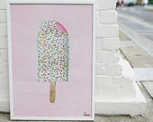 Popsicle Poster