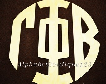 30 wooden greek letters sorority letters wooden greek monogram go greek unfinished wooden wall letters unpainted decor