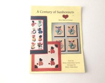 Sunbonnet Quilt, Sunbonnet Pattern, Antique patterns, Quilt booklet, Classic Quilt, Traditional Quilt, Sunbonnet Sue