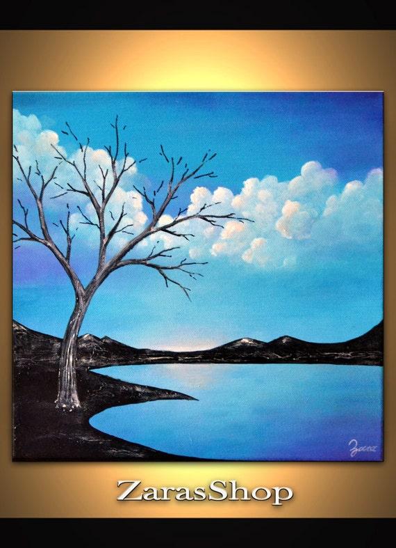 White Tree Wall Paintings