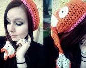 Crocheted Magikarp Hat