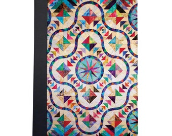 Lovely Quilt Inspired Folio Case For The iPad Mini