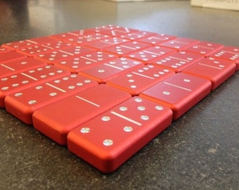 Custom Billet Aluminum Dominoes