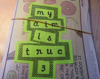 My Aim Is True #3 Zine