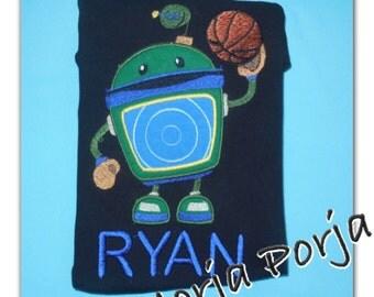 Bot Shirt
