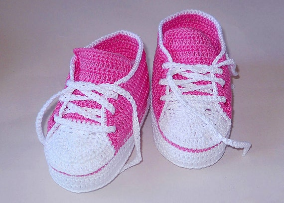 Items similar to Crochet patterns (PDF) - Baby Boy Booties ...