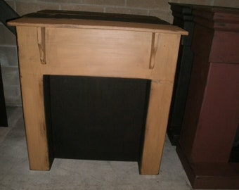 Fireplace Mantle  / faux/ surround