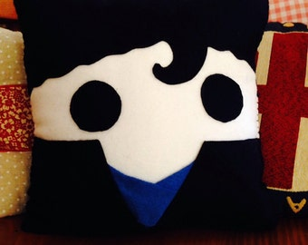 Sherlock Holmes themed pillow/cushion