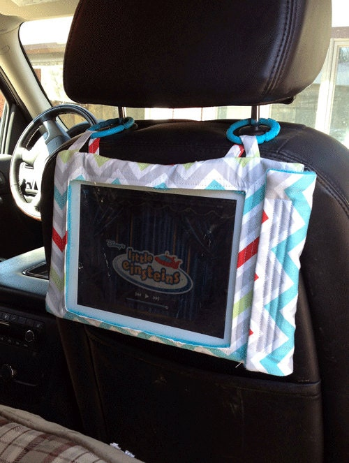 Sale 5 Dollars Off Colorful Chevron Ipad Case Great For Car