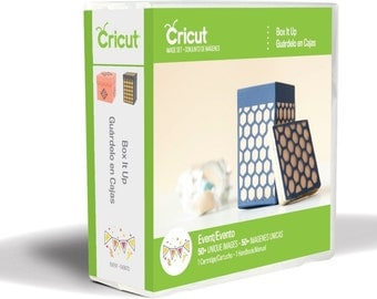 Box It Up, NEW Cricut Cartridge