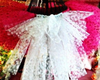 Bustle Style tutu, 2T,3T.4T,5T and adult/teen custom. Birthday tutu, any occasion made to order!