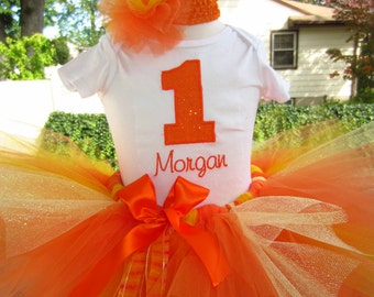 Personalized number bodysuit / tee