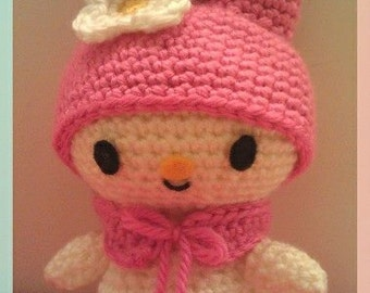 My Melody (Pattern Only) - Instant Download