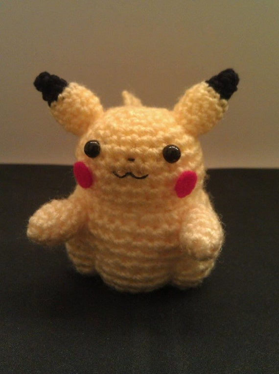 Pikachu - Pattern Only (Download Instantly)