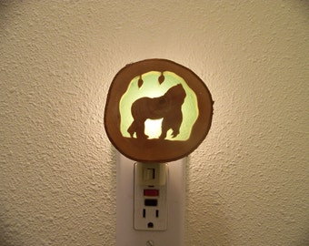 Gorilla nightlight