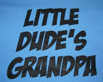 Grandpa Fathers Day Shirt  ~ Grandpa Shirt ~ Matching Grandpa and Grandson Shirts ~ GrandFather Shirt ~ Grandpa Tshirt ~  New Grandpa Gift