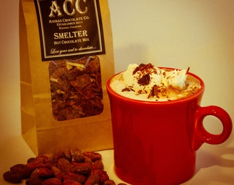 Smelter Hot Chocolate Mix - Delectably Rich Drinking Chocolate