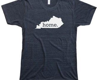 Homeland Tees Men's Kentucky Home T-shirt