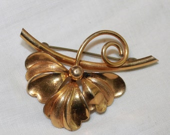 Forstner GF Signed Brooch
