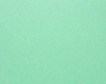 25 sheets of Stardream 105lb cover cardstock - Lagoon (Teal)