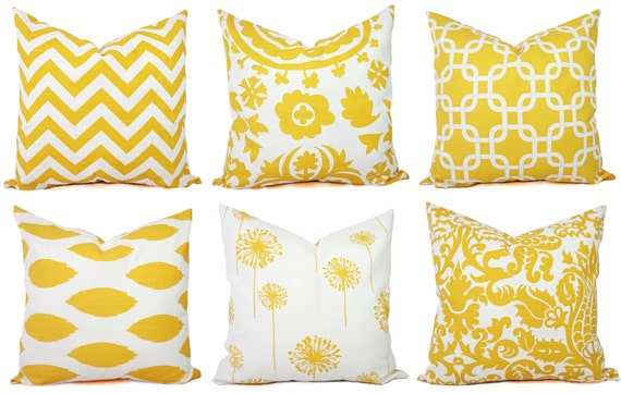 Yellow Couch Pillow Covers Decorative by CastawayCoveDecor : il570xN6245348339y3d from www.etsy.com size 570 x 361 jpeg 74kB