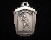 Vintage Baseball Pendant Charm