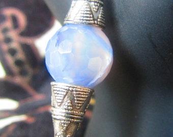 Lapis & Silver Necklace