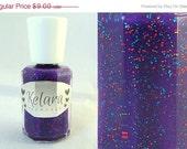 SALE Hoodoo Man Glitter Indie Nail Polish Full Size