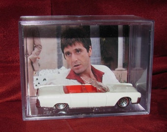 """L@@k~Scarface Collectible car (Inspired)display""""cool"""" for the collection.."""
