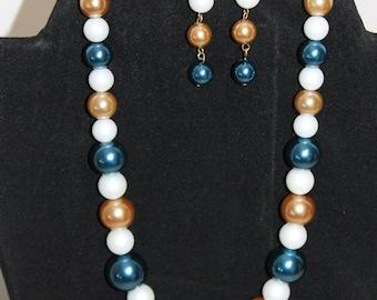 BEAUTIFUL Pearl Jewelry Set
