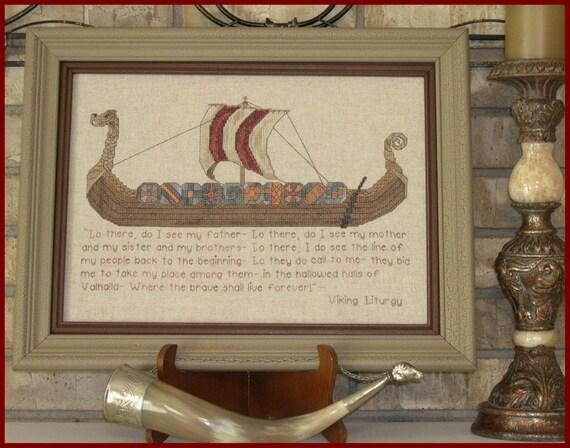 stor pattter Viking ordsprog