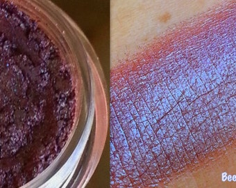 BEETLEJUICE-All Natural Eyeshadow- Vegan Friendly Makeup- Organic Makeup- Cruelty Free Makeup