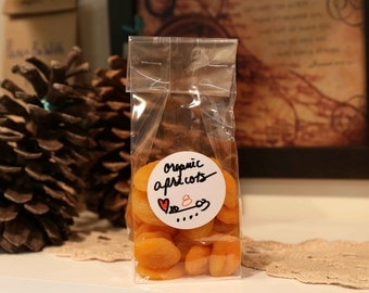 Organic Dried Fruit ~ APRICOTS