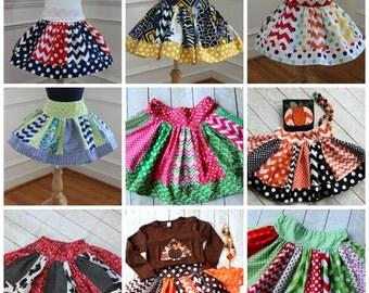 ADD a matching skirt listing Girls MATCHING one matching skirt