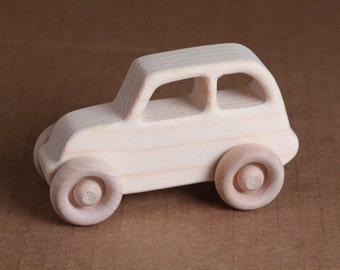 Handcrafted Large Wooden PT Cruiser 103