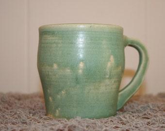 Small Hand Thrown Pottery Mug