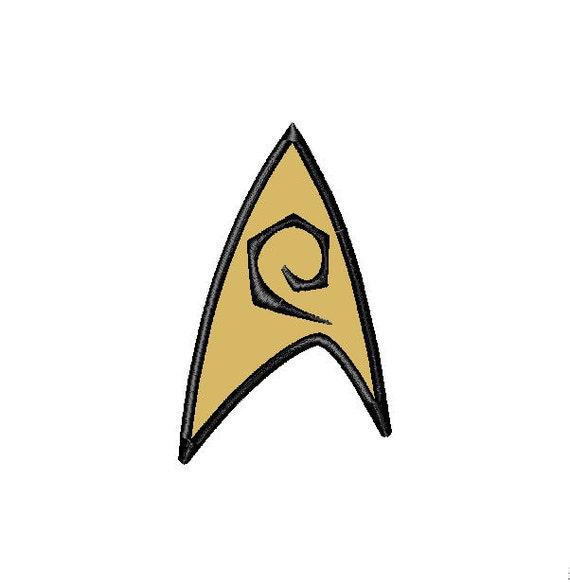 Free Star Trek Embroidery Designs