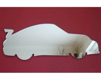 Porsche Style Shaped Mirrors - 5 Sizes Available