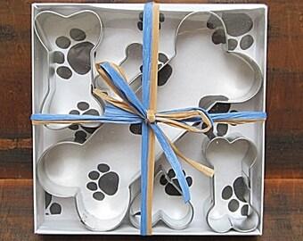 Five Piece Doggie Treat Cookie Cutter Set