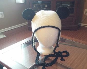 Panda hat !